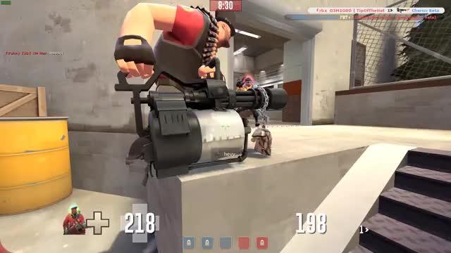 Watch Heavy Airblast Kill GIF by D3M1G0D (@d3m1g0d) on Gfycat. Discover more 60fpsgifs, tf2, truetf2 GIFs on Gfycat