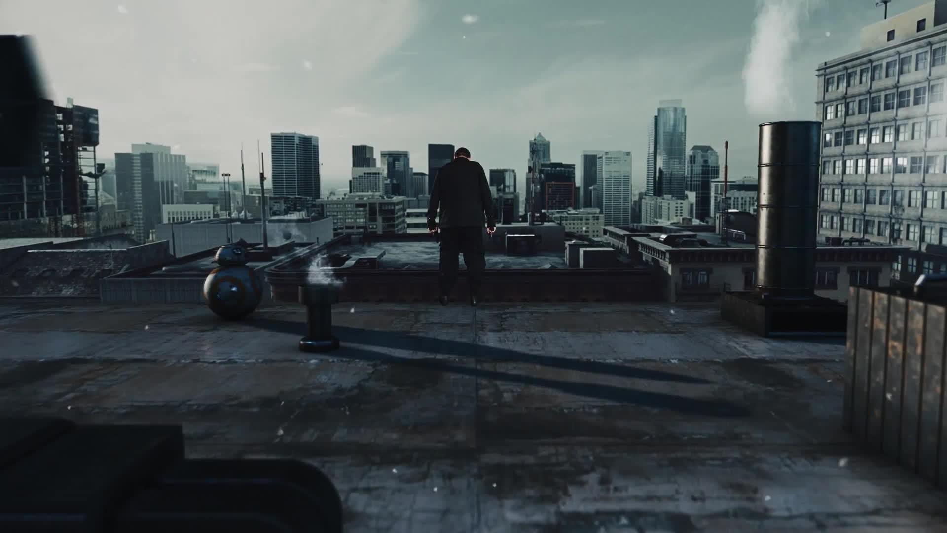 ronin, star wars, video copilot, VFX Cinematography test GIFs