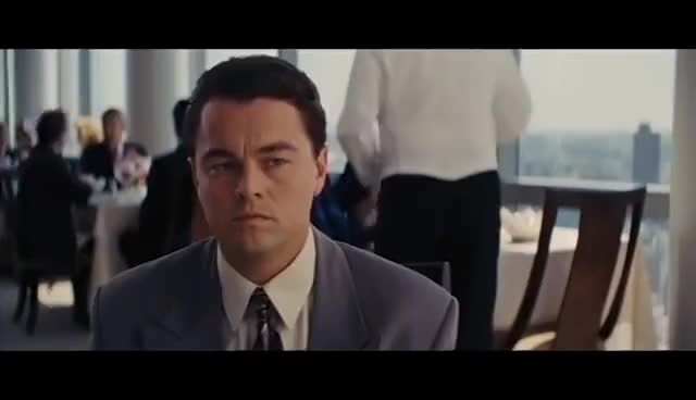 Watch Hum - Matthew McConaughey, Leonardo di Caprio - The Wolf of The Wallstreet - The Money Chant GIF on Gfycat. Discover more leonardo dicaprio GIFs on Gfycat