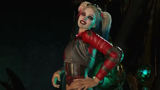 Watch Injustice 2 – Official Harley and Deadshot Trailer GIF on Gfycat. Discover more deadshot, harley quinn, injustice2-pl GIFs on Gfycat