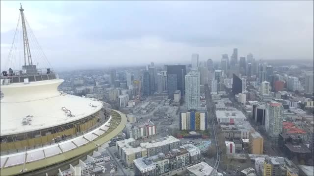 Watch and share Space Needle GIFs and Drone GIFs on Gfycat