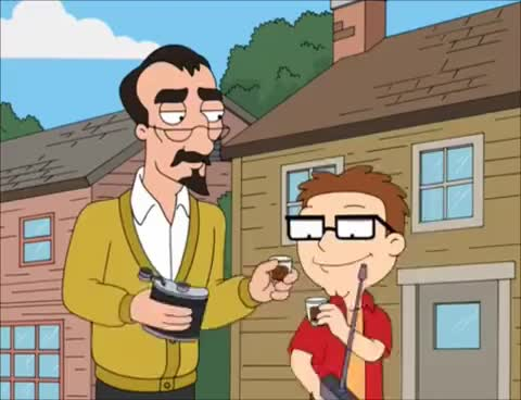 Watch and share American Dad GIFs and Fire GIFs on Gfycat
