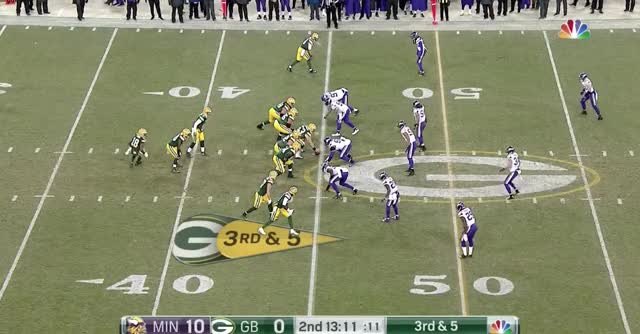 Watch and share Mack Alexander Hit Vs GB.mov GIFs on Gfycat