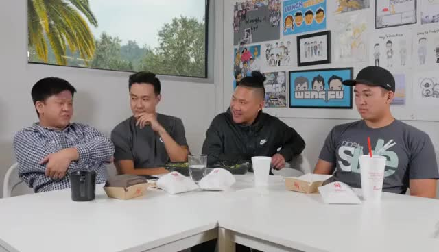 Watch and share PUN BATTLE Ft. Timothy DeLaGhetto - Lunch Break! GIFs on Gfycat