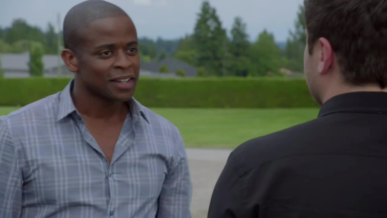 psych, slap, Gus slaps Shawn - Psych S06E10 - 27:00-27:06 GIFs