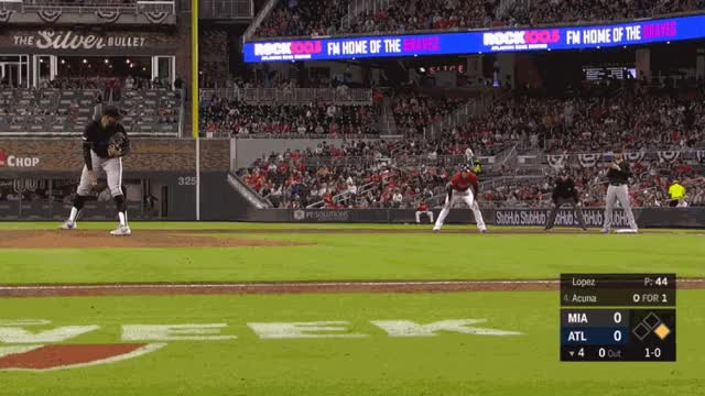 Watch and share Miami Marlins GIFs and Baseball GIFs by thedongiggity on Gfycat