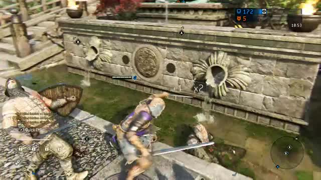 Watch this GIF by Gamer DVR (@xboxdvr) on Gfycat. Discover more FORHONORStandardEdition, Shi, xbox, xbox dvr, xbox one GIFs on Gfycat