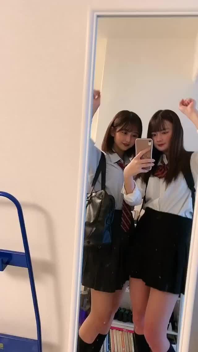Watch and share Japanese Teen Girls GIFs and Jkブランド GIFs by TikTok JP on Gfycat