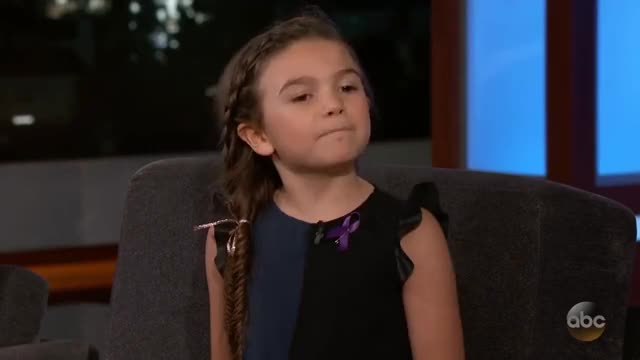 Watch and share Seven-Year-Old Actress Brooklynn Prince On The Florida Project GIFs on Gfycat