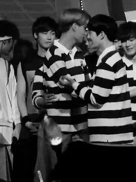 Watch and share Fy! Kaisoo GIFs on Gfycat