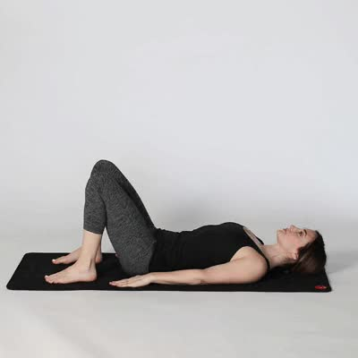 Watch and share 400x400_Bridge_Pose GIFs by Healthline on Gfycat
