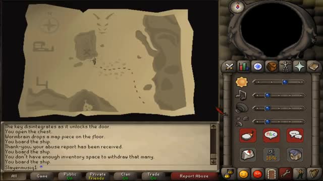 OSRS] Dragon slayer quest guide GIF | Find, Make & Share