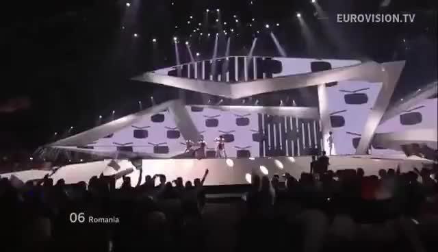 Watch mandinga eurovision GIF on Gfycat. Discover more romania GIFs on Gfycat