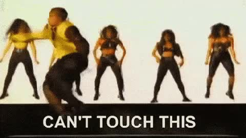 Watch cant touch this GIF on Gfycat. Discover more related GIFs on Gfycat