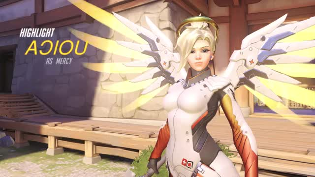 Watch mercy GIF on Gfycat. Discover more highlight, mercy, overwatch GIFs on Gfycat