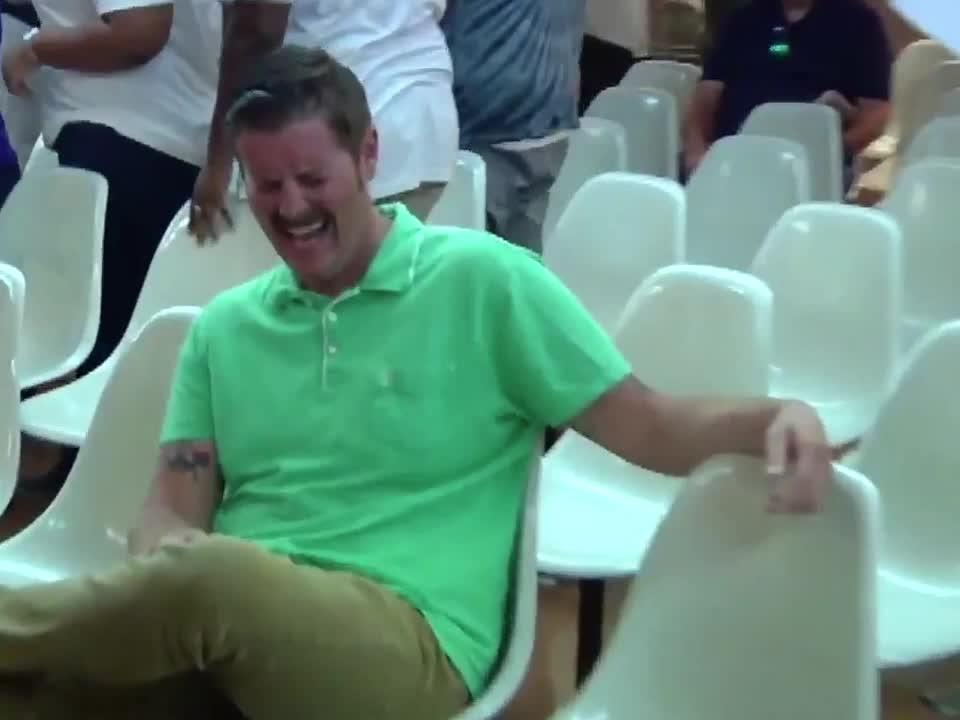 green shirt guy, greenshirtguy, haha, hilarious, laughing, laughing out loud, lol, maga, reaction, trump supporter, greenshirtguy - lol GIFs