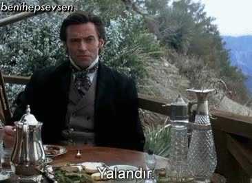 Watch and share Film Replikleri GIFs and Hugh Jackman GIFs on Gfycat