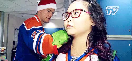Watch and share Hes Such A Dad Like GIFs and Edmonton Oilers GIFs on Gfycat