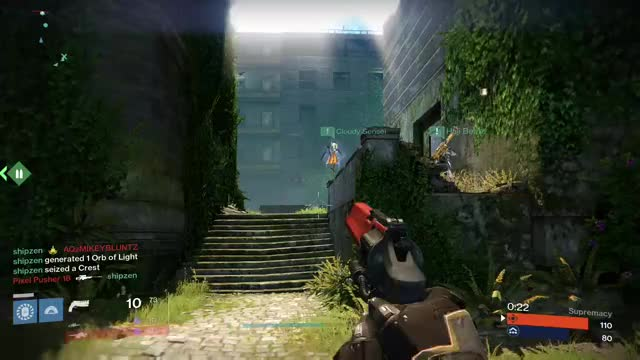 Watch sniping GIF by Xbox DVR (@xboxdvr) on Gfycat. Discover more Celes, Destiny, xbox, xbox dvr, xbox one GIFs on Gfycat
