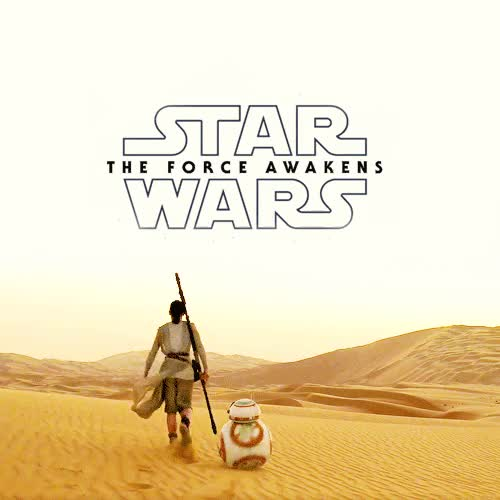 Watch and share Star Wars The Force Awakens GIFs on Gfycat
