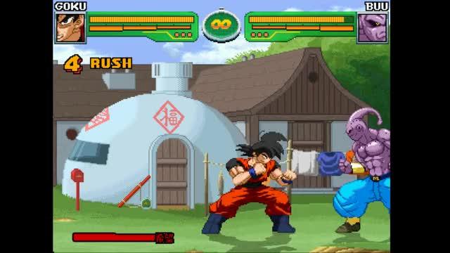 Watch and share Goku Combo GIFs on Gfycat
