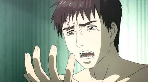 "Watch ""There's no way I could forget, you idiot!"" GIF on Gfycat. Discover more anime, gif, izumi, izumi shinichi, kiseijuu, kiseijuu sei no kakuritsu, manga, migi, myart, parasyte, parasyte the maxim, shinichi, shinichi izumi, tag:kiseijuu, tag:parasyte GIFs on Gfycat"