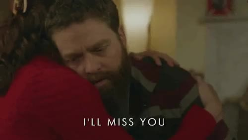 Watch this miss you GIF by Reaction GIFs (@sypher0115) on Gfycat. Discover more Zach Galifianakis, distance, missingyou, missyou GIFs on Gfycat