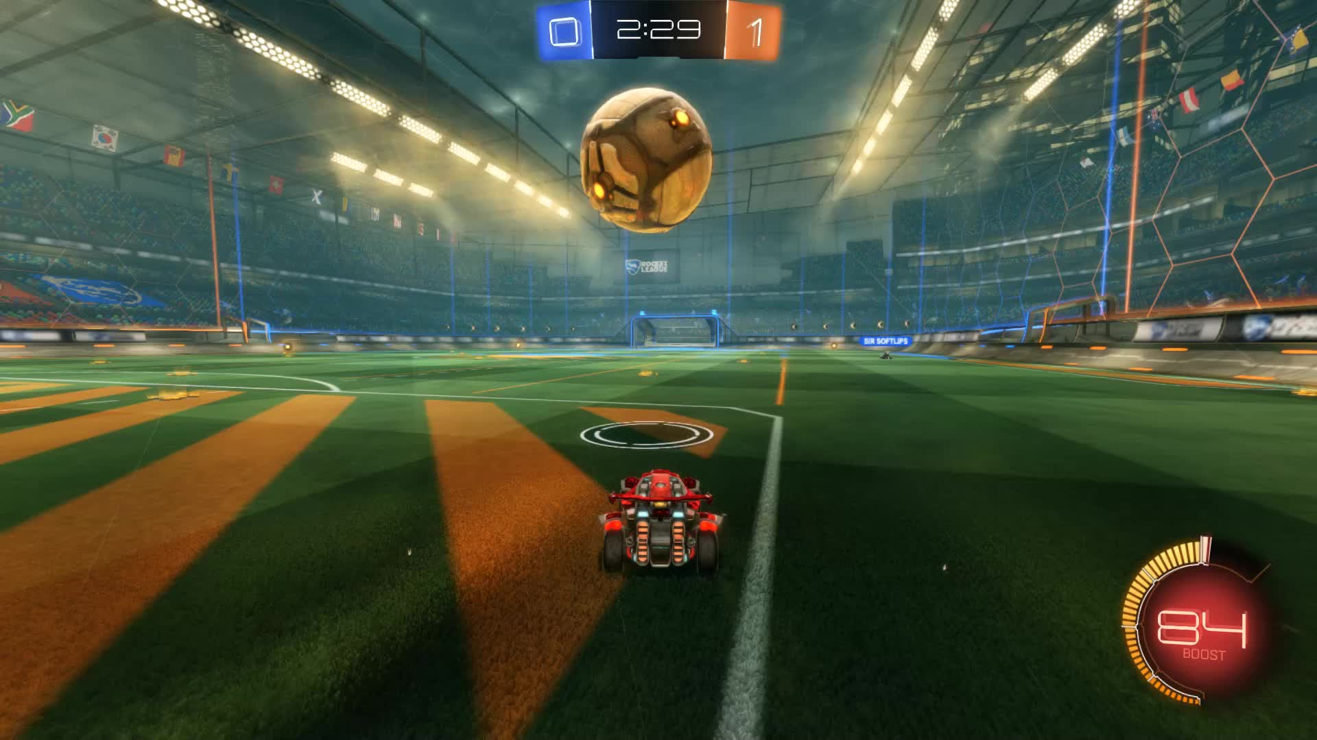 Gif Your Game, GifYourGame, Rocket League, RocketLeague, WolvesBehindMe, Goal 2: WolvesBehindMe GIFs