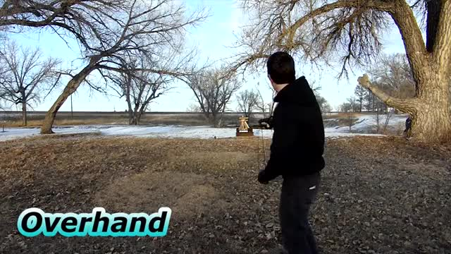 Watch and share Slinging Target Practice - Six Techniques (480p 30fps H264-128kbit AAC) GIFs on Gfycat