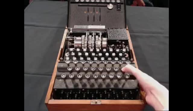 Watch and share The Inner Workings Of An Enigma Machine GIFs on Gfycat