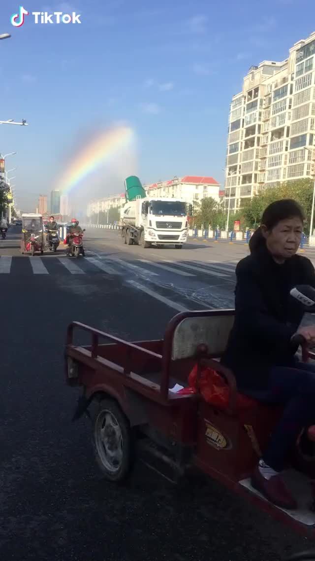 Watch and share He Made For Me  A Rainbow GIFs by leathernegotiation on Gfycat