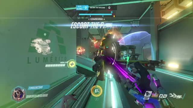 Watch and share Highlight GIFs and Overwatch GIFs by ForgetFel on Gfycat