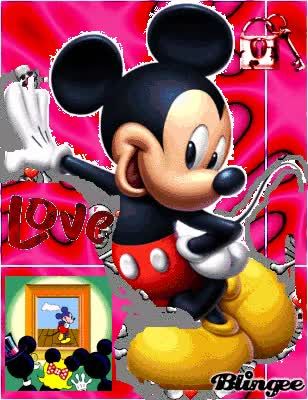 Watch and share Mickey Mouse GIFs on Gfycat