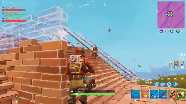 Watch and share Clutch Win GIFs and Fortnitebr GIFs by Phil on Gfycat
