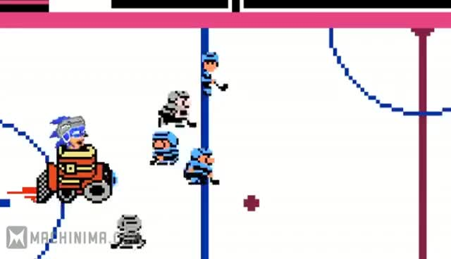 Watch and share Sonic For Hire - Ice Hockey GIFs on Gfycat