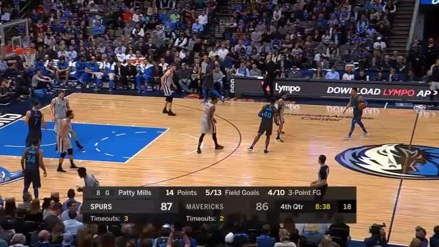 Watch brunson spurs GIF by @dirk41 on Gfycat. Discover more Dallas Mavericks, San Antonio Spurs, basketball GIFs on Gfycat