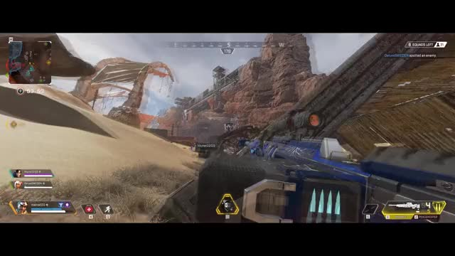 Watch and share 3 Kills In 20 Seconds, Ish GIFs by malliox12 on Gfycat