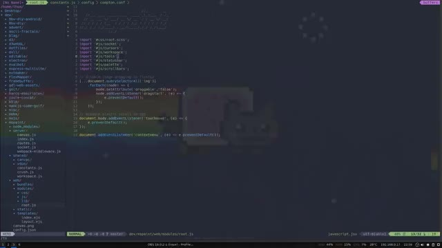 i3-gaps polybar manjaro nyancat vim] (reddit) GIF | Find