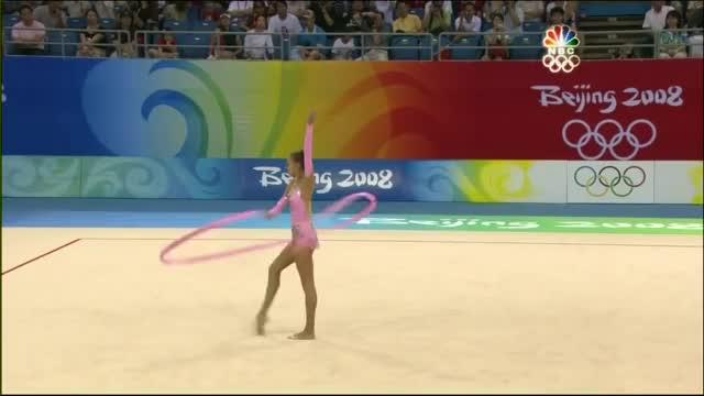 Watch and share Rhythmic Gymanstics GIFs and Evgenia Kanaeva GIFs by My.Passion.My.Thoughts. on Gfycat