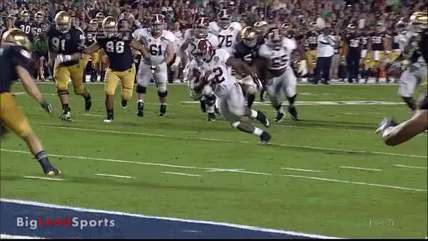 Watch and share Alabama Football GIFs on Gfycat