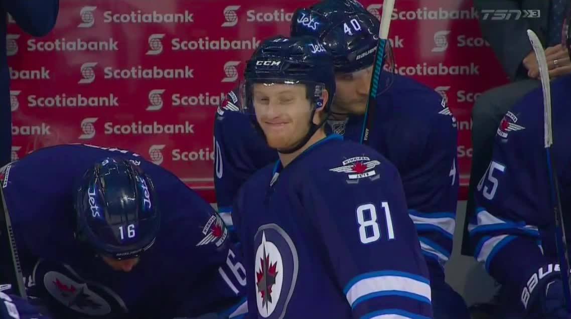 hawwkey, winnipegjets, Connor Face GIFs