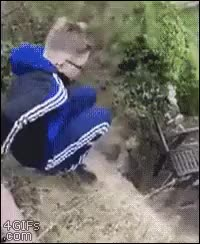 Watch and share Kid Jumping On A Table : BetterEveryLoop GIFs on Gfycat