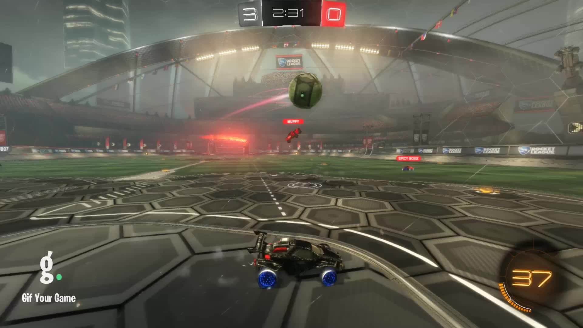 Gif Your Game, GifYourGame, Goal, Rocket League, RocketLeague, The_Real_Jar, Goal 4: The_Real_Jar GIFs