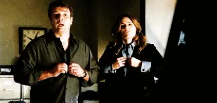 Watch and share Castle Season Seven GIFs and Katherine Beckett GIFs on Gfycat