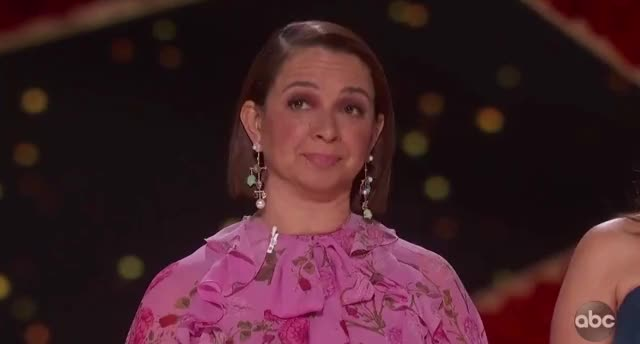 Watch this oscars GIF by Richard Rabbat (@ricardricard) on Gfycat. Discover more celebs, maya rudolph, nod, oscars, oscars 2019 GIFs on Gfycat