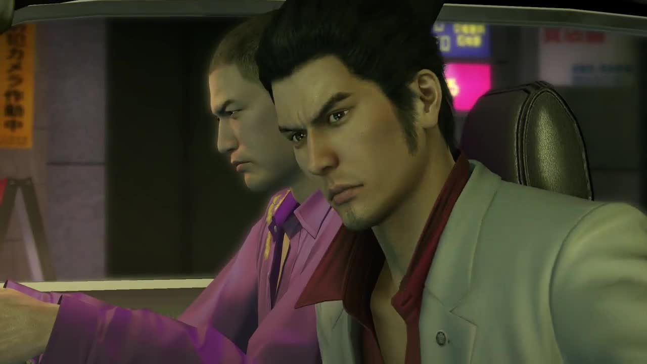respectthreads, Respect The Tojo Clan (Yakuza) (reddit) GIFs