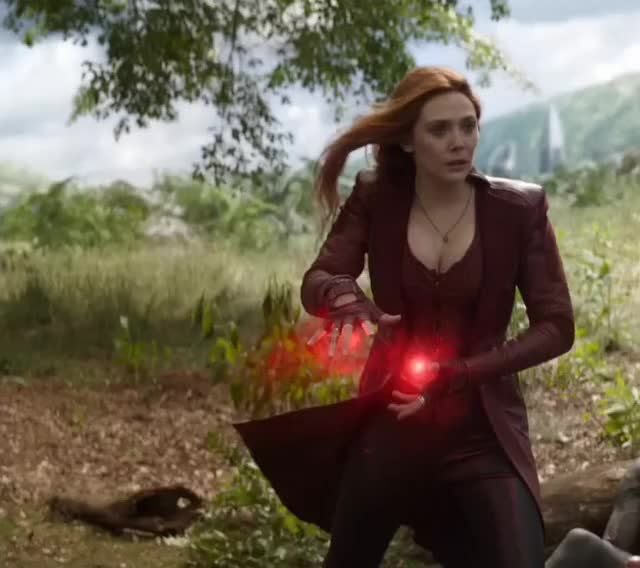 Watch and share Avengers Infinity War GIFs and Elizabeth Olsen GIFs on Gfycat