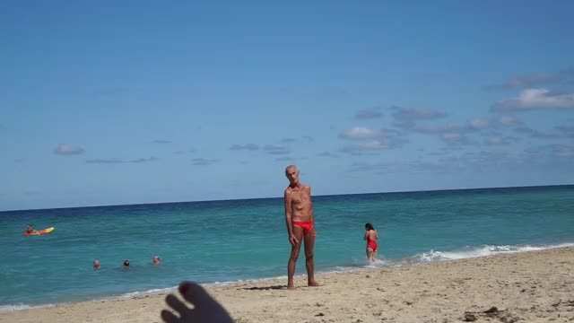 Watch and share Beach Yoga GIFs on Gfycat