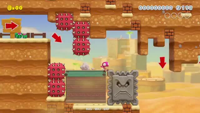 Watch and share Mario Maker 2 GIFs and Tharky GIFs on Gfycat