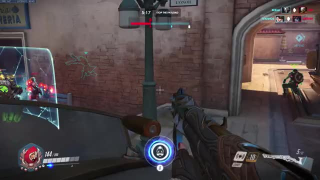 Watch and share Overwatch 2020-12-16 15-52-54 GIFs on Gfycat
